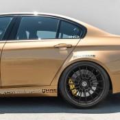 Sunburst Gold BMW M3 6 175x175 at Custom Sunburst Gold BMW M3 by EAS