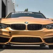 Sunburst Gold BMW M3 8 175x175 at Custom Sunburst Gold BMW M3 by EAS