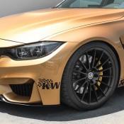 Sunburst Gold BMW M3 9 175x175 at Custom Sunburst Gold BMW M3 by EAS