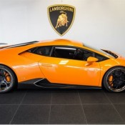 Supercharged Lamborghini Huracan 4 175x175 at Supercharged Lamborghini Huracan on Sale for $400K