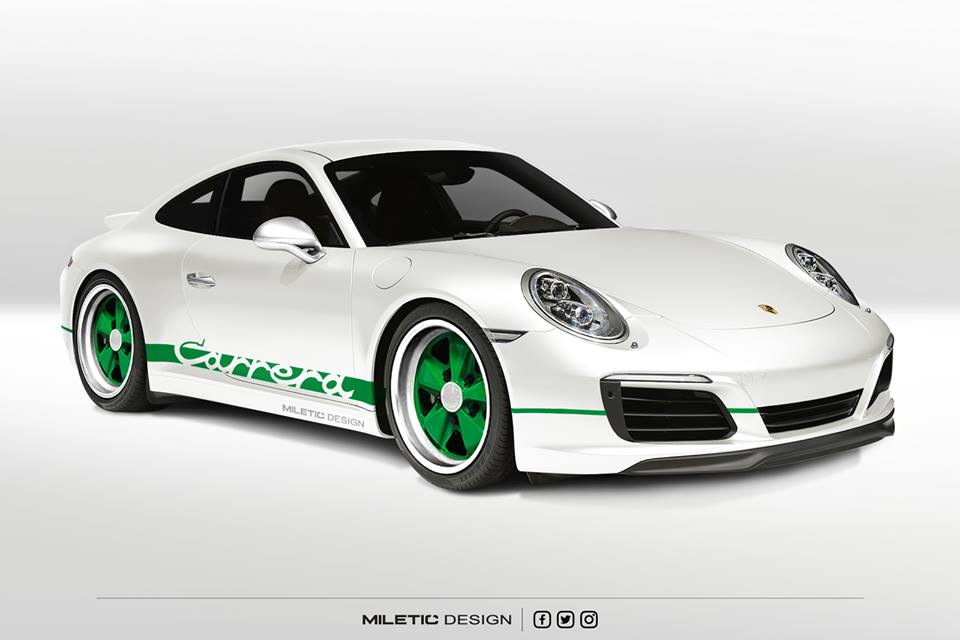 Could This Be The Next Porsche 911 Sport Classic