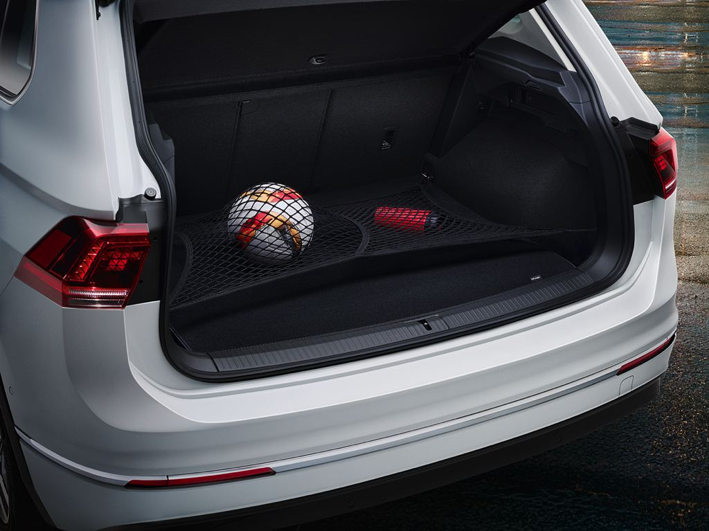 Uk Spec Volkswagen Tiguan Gets Accessorized