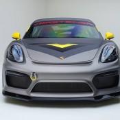 """Vorsteiner Porsche Cayman GT4 4 175x175 at Vorsteiner Porsche Cayman GT4 """"V CS Aero"""""""