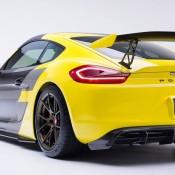 """Vorsteiner Porsche Cayman GT4 7 175x175 at Vorsteiner Porsche Cayman GT4 """"V CS Aero"""""""