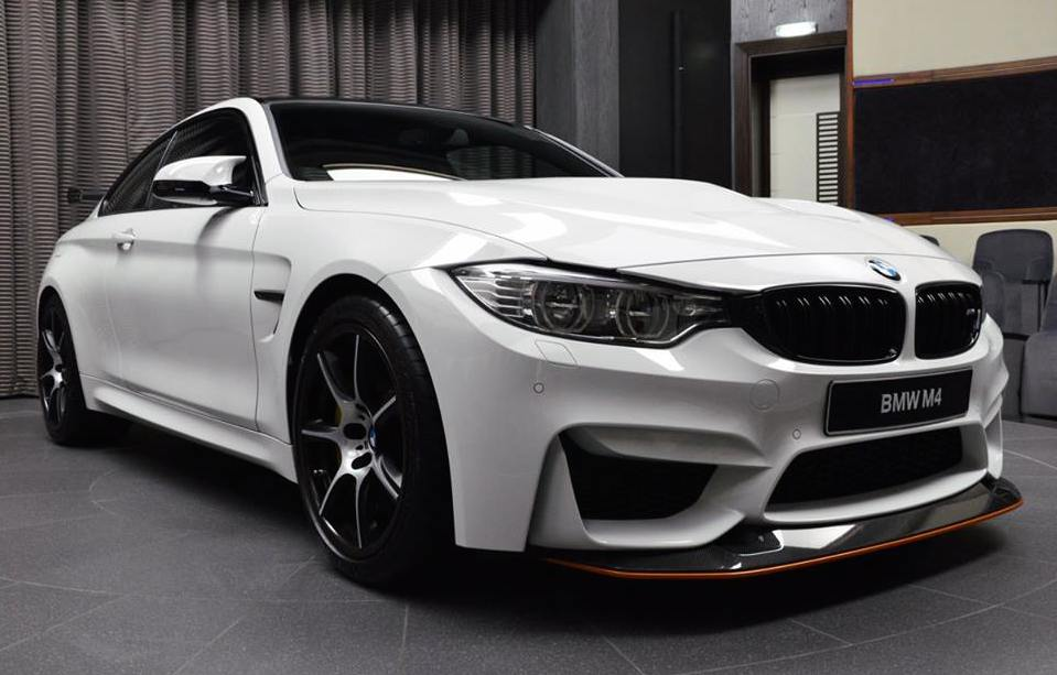 Gallery Bmw M4 Gts In White