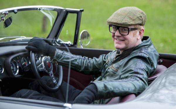 evans top gear step down 600x372 at Chris Evans Fires Himself from Top Gear