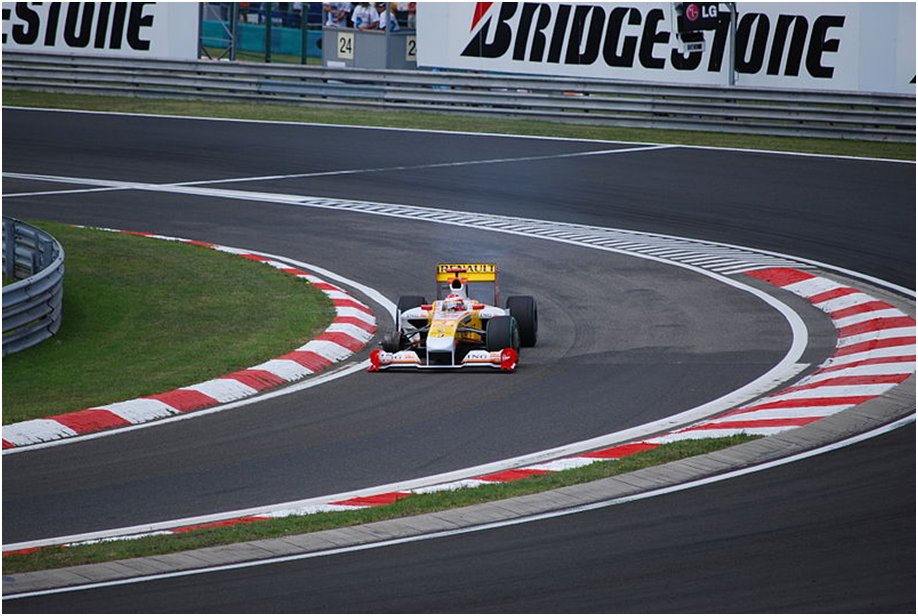 f1 at Formula 1 Hungarian Grand Prix Preview