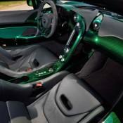 green mclaren p1 mso 1 175x175 at Green on Green McLaren P1 Hits the Auction Block
