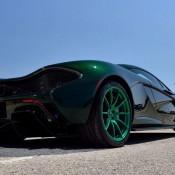 green mclaren p1 mso 10 175x175 at Green on Green McLaren P1 Hits the Auction Block