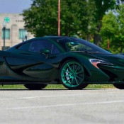 green mclaren p1 mso 12 175x175 at Green on Green McLaren P1 Hits the Auction Block
