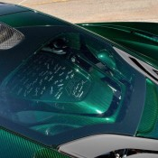 green mclaren p1 mso 2 175x175 at Green on Green McLaren P1 Hits the Auction Block