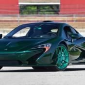 green mclaren p1 mso 6 175x175 at Green on Green McLaren P1 Hits the Auction Block