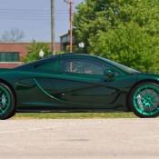 green mclaren p1 mso 7 175x175 at Green on Green McLaren P1 Hits the Auction Block