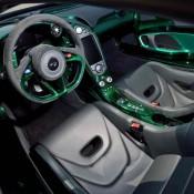 green mclaren p1 mso 9 175x175 at Green on Green McLaren P1 Hits the Auction Block