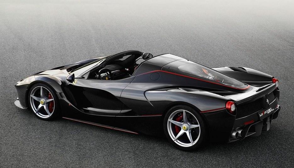 Lamborghini Centenario Roadster Or Laferrari Aperta