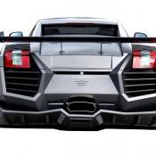 2011 Cosa Design Lamborghini Gallardo Rear 3 175x175 at Lamborghini History and Photo Gallery