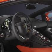 2011 Lamborghini Aventador LP700 4 Interior 3 175x175 at Lamborghini History and Photo Gallery