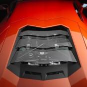 2011 Lamborghini Aventador LP700 4 Rear 2 175x175 at Lamborghini History and Photo Gallery