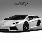 2011 Oakley Design Lamborghini Aventador LP760 2 Front Side 175x175 at Lamborghini History and Photo Gallery
