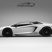 2011 Oakley Design Lamborghini Aventador LP760 2 Side 175x175 at Lamborghini History and Photo Gallery