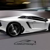 2011 Oakley Design Lamborghini Aventador LP760 2 Side 2 175x175 at Lamborghini History and Photo Gallery
