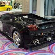 2011 Renown Lamborghini Gallardo R70 Rear 2 175x175 at Lamborghini History and Photo Gallery