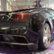 2011 Renown Lamborghini Gallardo R70 Rear 3 175x175 at Lamborghini History and Photo Gallery