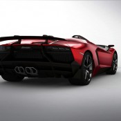 2012 Lamborghini Aventador J Rear 4 175x175 at Lamborghini History and Photo Gallery