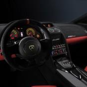 2012 Lamborghini Gallardo LP 570 4 Super Trofeo Interior 175x175 at Lamborghini History and Photo Gallery
