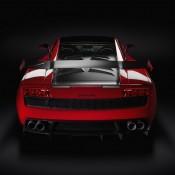 2012 Lamborghini Gallardo LP 570 4 Super Trofeo Rear 175x175 at Lamborghini History and Photo Gallery