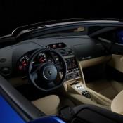 2012 Lamborghini Gallardo LP550 2 Spyder Interior 2 175x175 at Lamborghini History and Photo Gallery