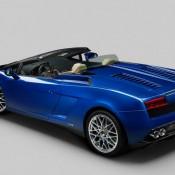 2012 Lamborghini Gallardo LP550 2 Spyder Rear 175x175 at Lamborghini History and Photo Gallery