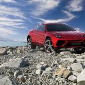 2012 Lamborghini Urus Concept Front 175x175 at Lamborghini History and Photo Gallery