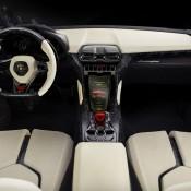 2012 Lamborghini Urus Concept Interior 175x175 at Lamborghini History and Photo Gallery