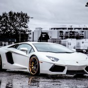 2012 SR Lamborghini Aventador Project Supremacy Front 175x175 at Lamborghini History and Photo Gallery
