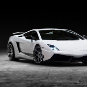 2012 Vorsteiner Lamborghini Gallardo Superleggera Front 175x175 at Lamborghini History and Photo Gallery