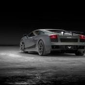 2012 Vorsteiner Lamborghini Gallardo Superleggera Rear 2 175x175 at Lamborghini History and Photo Gallery