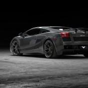 2012 Vorsteiner Lamborghini Gallardo Superleggera Rear Side 2 175x175 at Lamborghini History and Photo Gallery