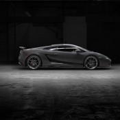 2012 Vorsteiner Lamborghini Gallardo Superleggera Side 175x175 at Lamborghini History and Photo Gallery