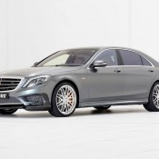 Brabus Rocket 900 Grey 1 175x175 at Brabus Rocket 900 Shows Up in Grey Metallic