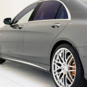 Brabus Rocket 900 Grey 10 175x175 at Brabus Rocket 900 Shows Up in Grey Metallic