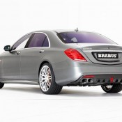 Brabus Rocket 900 Grey 3 175x175 at Brabus Rocket 900 Shows Up in Grey Metallic