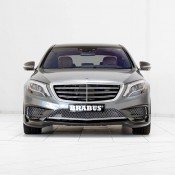 Brabus Rocket 900 Grey 4 175x175 at Brabus Rocket 900 Shows Up in Grey Metallic
