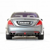 Brabus Rocket 900 Grey 5 175x175 at Brabus Rocket 900 Shows Up in Grey Metallic