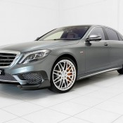 Brabus Rocket 900 Grey 6 175x175 at Brabus Rocket 900 Shows Up in Grey Metallic