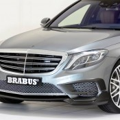 Brabus Rocket 900 Grey 7 175x175 at Brabus Rocket 900 Shows Up in Grey Metallic