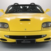 Ferrari 550 Barchetta front 175x175 at Ferrari 550 Barchetta and 575 Superamerica on Sale in UK