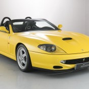 Ferrari 550 Barchetta front side 175x175 at Ferrari 550 Barchetta and 575 Superamerica on Sale in UK