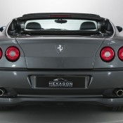 Ferrari 575 rear 175x175 at Ferrari 550 Barchetta and 575 Superamerica on Sale in UK