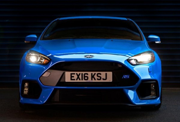 Ford Focus RS Mountune 1 600x409 at Ford Focus RS Mountune Upgrade Delivers 911 Beating Performance